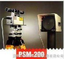 PSM-200PSM-200激光動態撓度測試系統