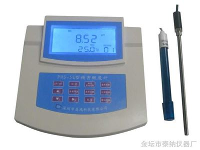 PHS-5E精密酸度计