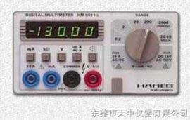 HM8011-3数字万用表