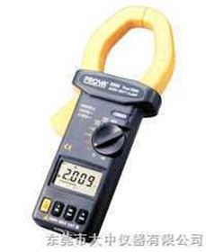 交直流瓦特&溫度測量鉤錶