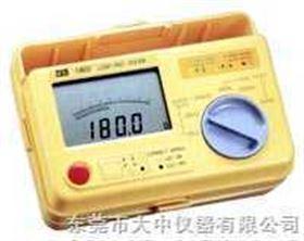 迴路阻抗/预期短路电流测试器