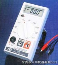 TES-1500數位式電容錶