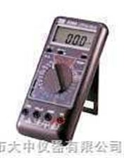 TES-2360LCR 數位式電錶