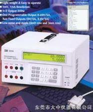 TES-8000可程式電源供應器