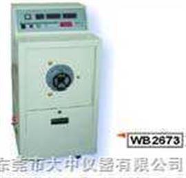 WB2673电气安全试验仪