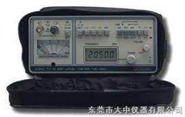 MC360B小型电视/调频场强仪