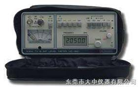小型电视/调频场强仪