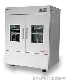 往复式立式双层特大容量恒温培养振荡器