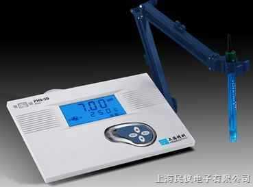PHS-3D型pH计