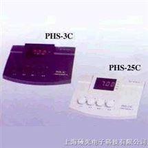 PHS-3/2/25C型精密酸度计