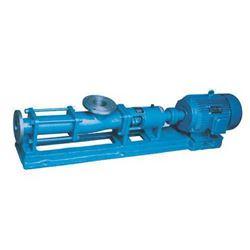 单螺杆泵|耐腐蚀螺杆泵|污泥螺杆泵