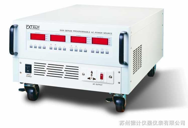 高功率可编程单相交流电源供应器