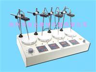HJ-4A多頭磁力加熱攪拌器