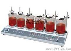 HJ-6六连磁力搅拌器