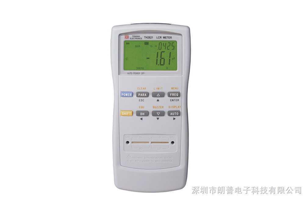 TH2821│同惠TH│TH2821手持式LCR数字电桥