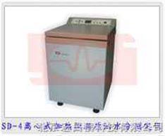 SD-4离心式加热恒温原油水分测定仪