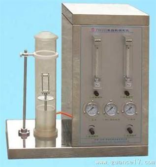 塑料燃烧性能试验机