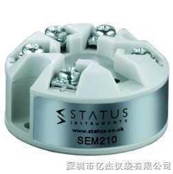 SEM210电脑编程智能通用STATUS温度变送器