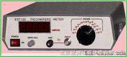 皮安电流表