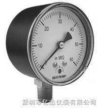 PC系列膜盒低压力表