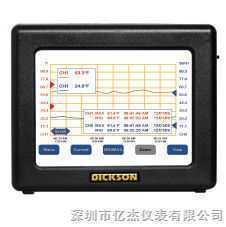 触摸屏温湿度数据记录仪