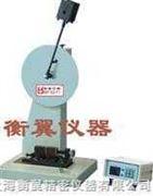 GB/T 1843-1996 塑料悬臂梁冲击试验方法