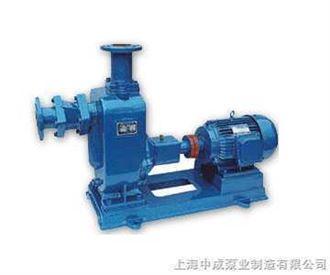 ZW自吸排汙泵