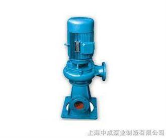 LWLW型直立式无堵塞排污泵