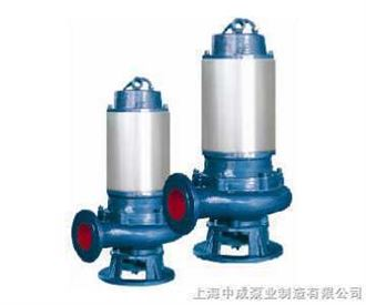 JYWQ型自動攪勻潛水排汙泵