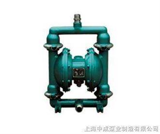 系列气动隔膜泵