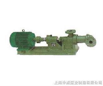 I-1B系列浓浆泵-上海中成泵业