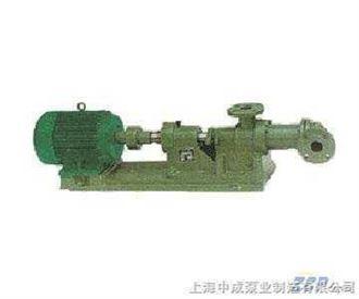 不锈钢浓浆泵-上海中成泵业