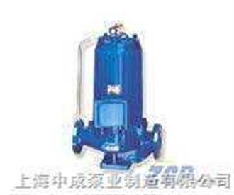 SPGSPG系列屏蔽管道泵-上海中成泵业