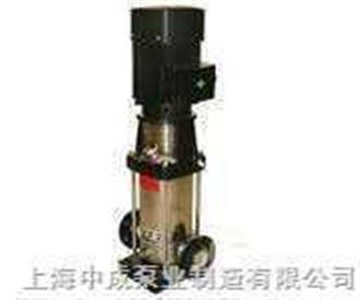 CDLF係列輕型不鏽鋼立式多級管道泵-上海黄瓜app下载官方下载泵業
