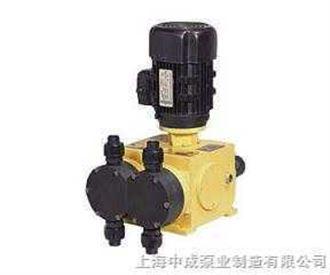 2JMX隔膜式计量泵