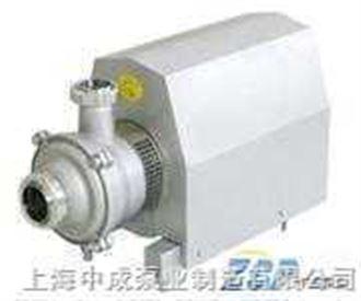ZSLP無菌型自吸式衛生泵