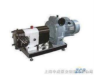 RP系列RP系列不锈钢转子泵(出口型)-上海中成泵业