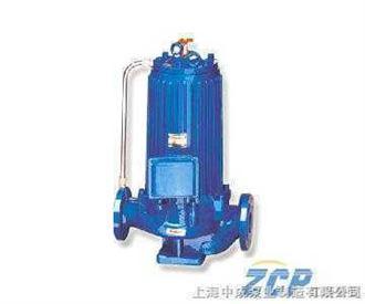 SPG係列管道屏蔽泵