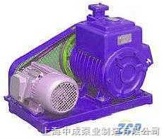 2X型雙級旋片式係列真空泵