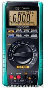 KEW 1051/1052数字式万用表