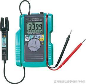MODEL 2000/2001AC/DC叉型数字式万用表