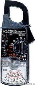 MODEL 2608A  指针式钳形表
