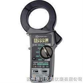 KEW 2413R泄漏电流钳形表