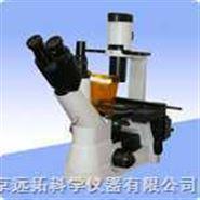 三目倒置荧光生物显微镜