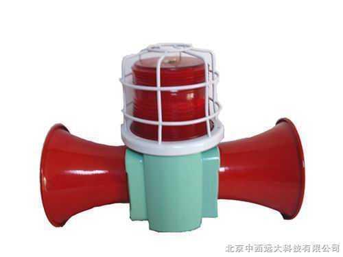 防爆声光报警器(双喇叭) 型号:fp50-bsgq-pa/3