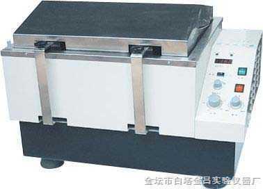 回旋式水浴恒温振荡器(数显测速)