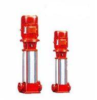 多級分段式消防泵