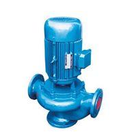 管道式排汙泵