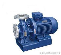 不锈钢卧式化工管道泵