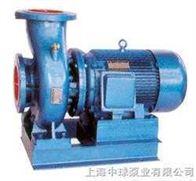 臥式熱水管道泵